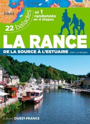La Rance de la source à l'estuaire - ouest-france - 9782737369377 -