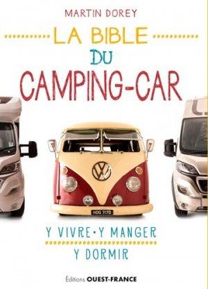 La bible du camping-car - ouest-france - 9782737376030 -