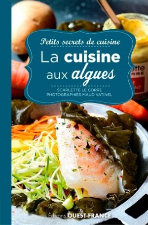 La cuisine aux algues - ouest-france - 9782737378577 -