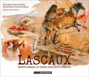 Lascaux, histoires d'une découverte - Ouest-France - 9782737380235 -