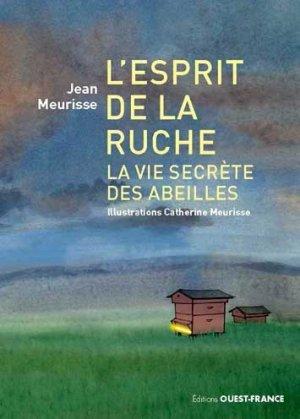 L'esprit de la ruche - ouest-france - 9782737384943 -
