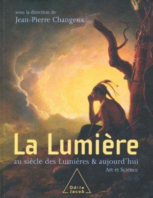 La Lumière - odile jacob - 9782738116444 -