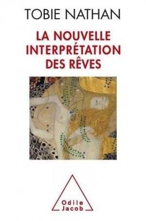 La Nouvelle Interprétation des rêves - odile jacob - 9782738119056 -