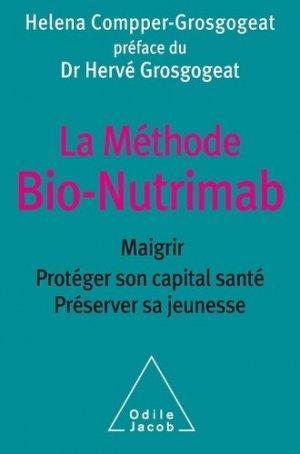 La Méthode Bio-Nutrimab - odile jacob - 9782738124937 -