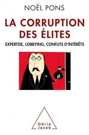 La corruption des élites - odile jacob - 9782738127860 -