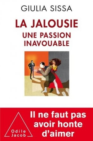 La jalousie - odile jacob - 9782738131072 -