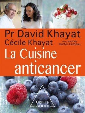 La Cuisine anticancer - odile jacob - 9782738133755 -