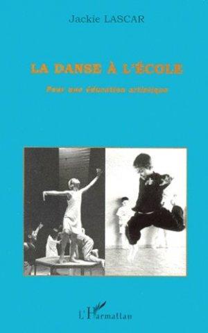 La danse à l'école - l'harmattan - 9782738495402 -