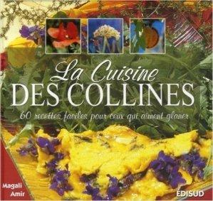La Cuisine des collines - Edisud - 9782744906602 -