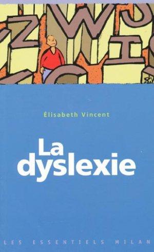 La dyslexie - milan - 9782745926814 -
