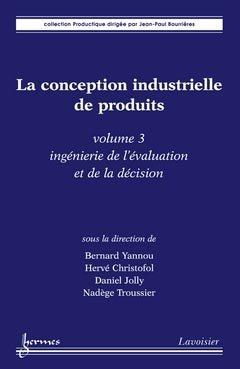 La conception industrielle de produits - hermès / lavoisier - 9782746219236
