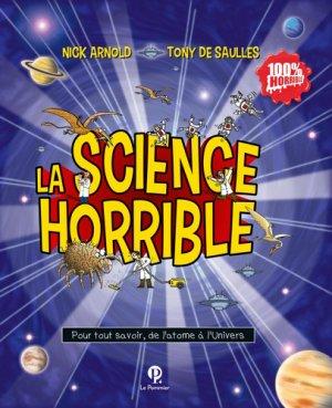 La science horrible - Le Pommier - 9782746518599