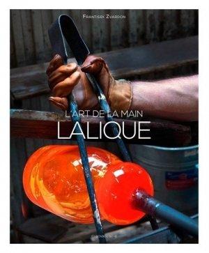 Lalique, l'art de la main - du signe - 9782746836341 -