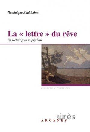 La lettre du rêve - eres - 9782749233482 -