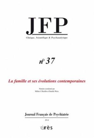 La Famille et ses évolutions contemporaines - eres - 9782749234892 -