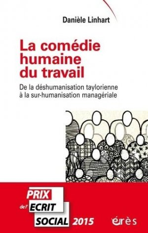 La comédie humaine du travail - Erès - 9782749246321 -