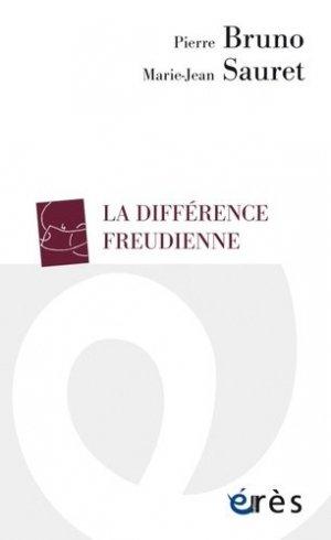 La différence freudienne - erès - 9782749265162 -