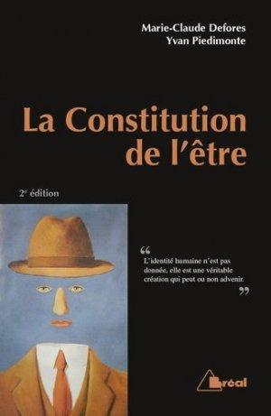 La constitution de l'être - breal - 9782749534978 -