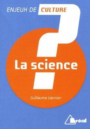 La science - breal - 9782749536255 -