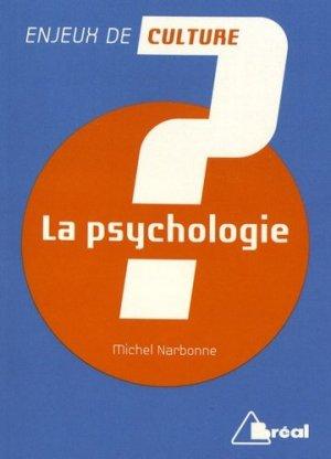 La psychologie - breal - 9782749537511 -