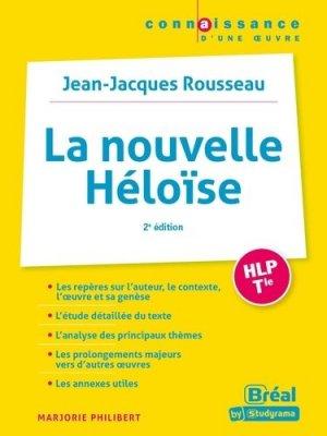 La Nouvelle Héloise, Jean-Jacques Rousseau - Bréal - 9782749550664 -