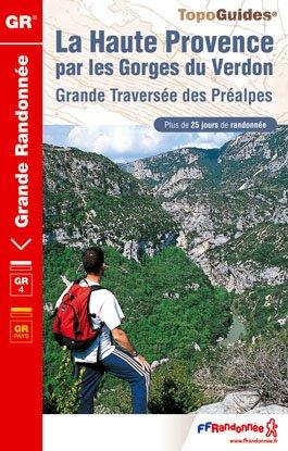 La Haute Provence par les Gorges du Verdon - FFRandonnée - 9782751403460 -