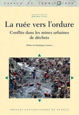La ruée vers l'ordure - presses universitaires de rennes - 9782753539563 -