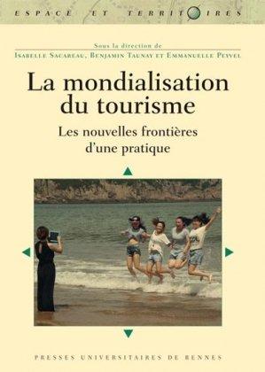 La mondialisation du tourisme - presses universitaires de rennes - 9782753540651 -