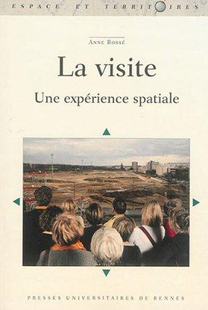 La visite - presses universitaires de rennes - 9782753541214 -