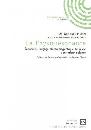 La Physiorésonance - Connaissances et Savoirs - 9782753905887 -