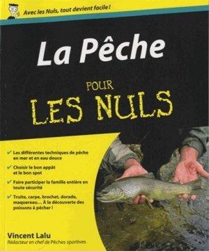 La pêche pour les nuls - first editions - 9782754044578 -