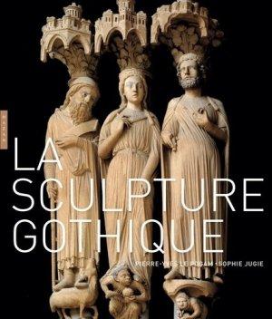 La sculpture gothique - hazan - 9782754110457 -