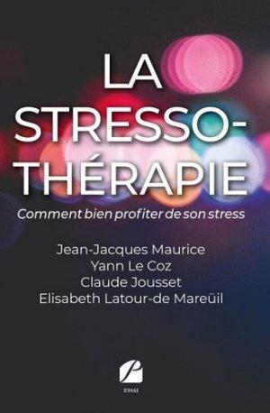 La stresso-thérapie - du pantheon - 9782754746960 -