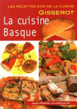 La cuisine Basque - gisserot - 9782755801217 -