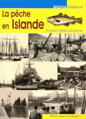 La pêche en Islande - gisserot - 9782755804249 -
