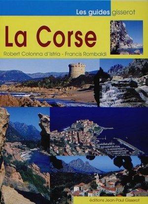 La Corse - gisserot - 9782755804775 -
