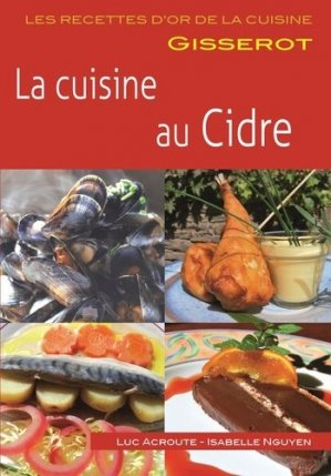 La cuisine au cidre - gisserot - 9782755807578 -