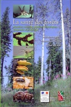 La santé des forêts, maladies, insectes,accidents climatiques - institut pour le developpement forestier - 9782756204536 -