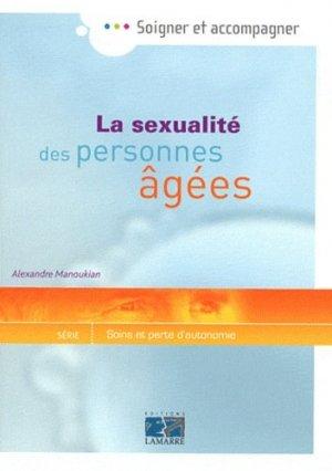 La sexualité des personnes âgées - lamarre - 9782757304808 -