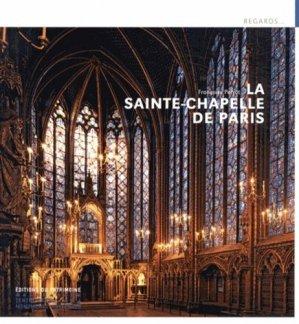 La Sainte-Chapelle de Paris - du patrimoine - 9782757702703 -
