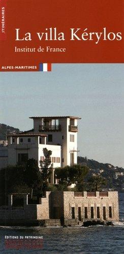 La villa Kérylos - du patrimoine - 9782757705148 -