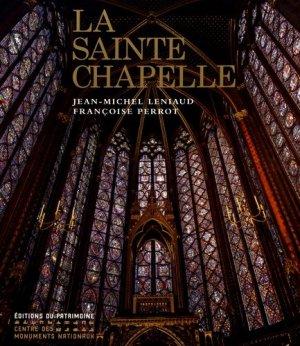 La Sainte-Chapelle - du patrimoine - 9782757705384 -