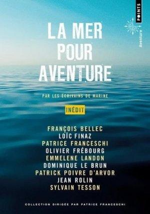 La Mer pour aventure - Points - 9782757884812 -