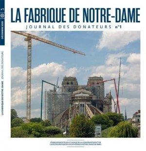 La fabrique de Notre-Dame - Connaissance des Arts - 9782758010371 -