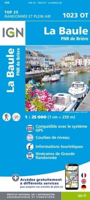 La Baule - Institut Géographique National - 9782758551386 -