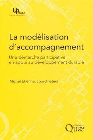 La modélisation d'accompagnement - quae  - 9782759206209 -