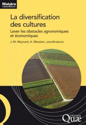 La diversification des cultures - quae  - 9782759222780 -