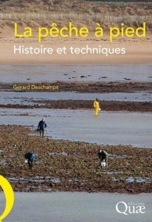 La pêche à pied - quae - 9782759224043 -