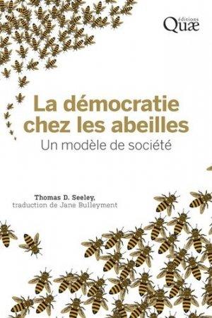 La democratie chez les abeilles - quae - 9782759225996 -