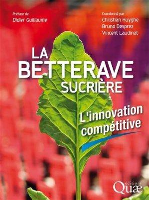 La betterave sucrière - quae - 9782759231577 -